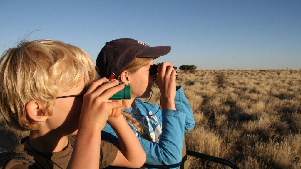 Inspiratie voor uw familiereis naar Namibië