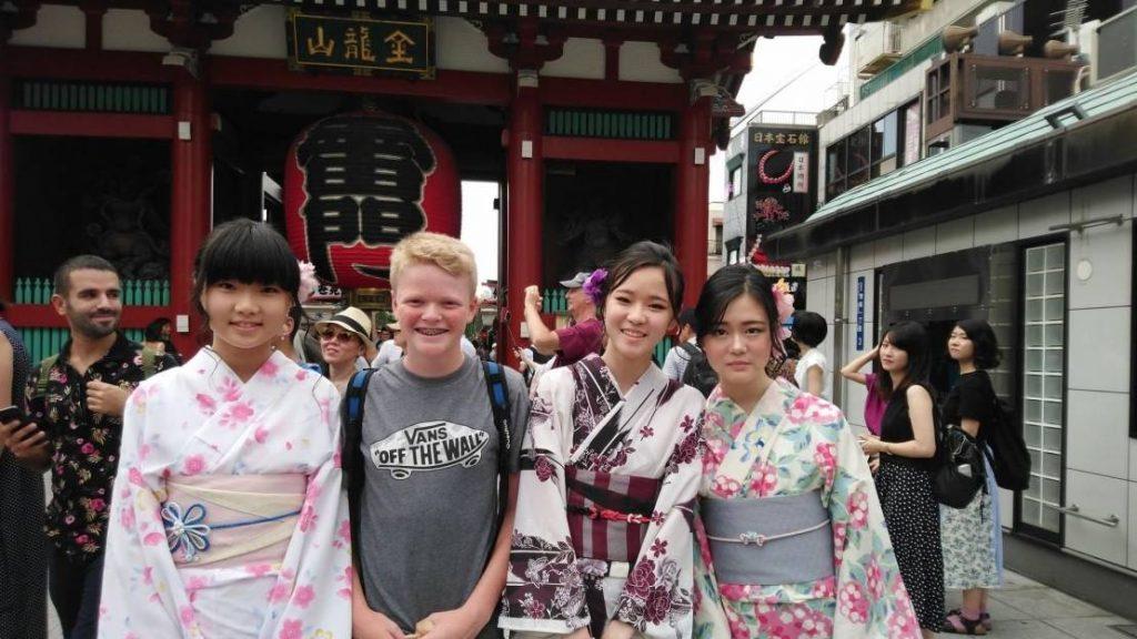 Inspiratie voor uw familiereis naar Japan