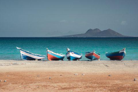 Familiereis Kaapverdië