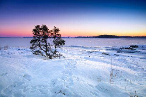 Familiereis Finland Lapland