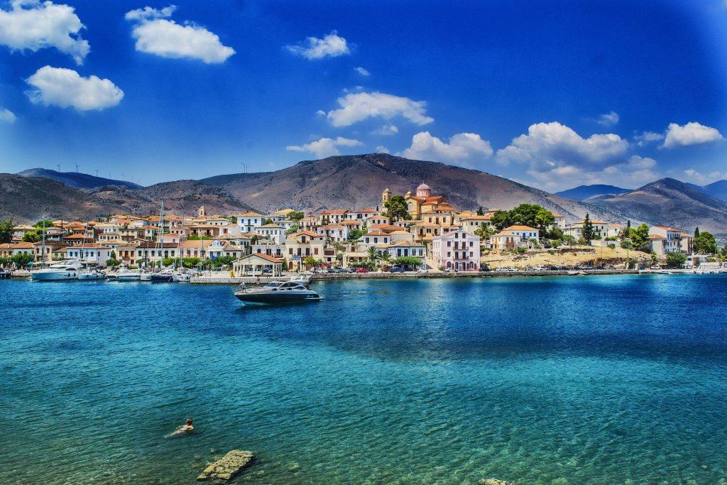 Familiereis Griekenland
